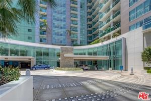 Photo of 13700 MARINA POINTE Drive #826, Marina del Rey, CA 90292 (MLS # 19502486)