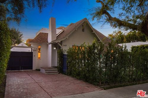 Photo of 543 Westmount Drive, West Hollywood, CA 90048 (MLS # 21693486)