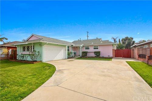 Photo of 1318 E Rosewood Avenue, Anaheim, CA 92805 (MLS # PW21004486)