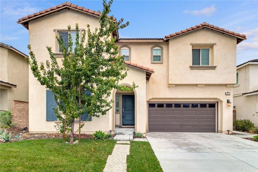 16760 Morning Dew Lane, Fontana, CA 92336 - MLS#: OC21223486