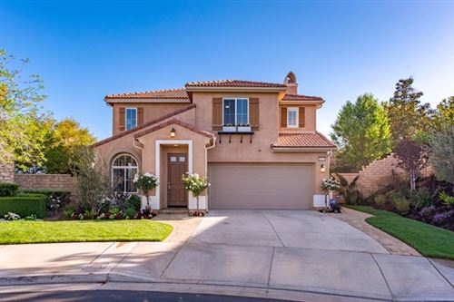 Photo of 24312 Spring Leaf Court, Valencia, CA 91354 (MLS # 221002487)