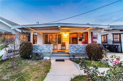Photo of 3509 Raymond Avenue, Los Angeles, CA 90007 (MLS # CV21048487)