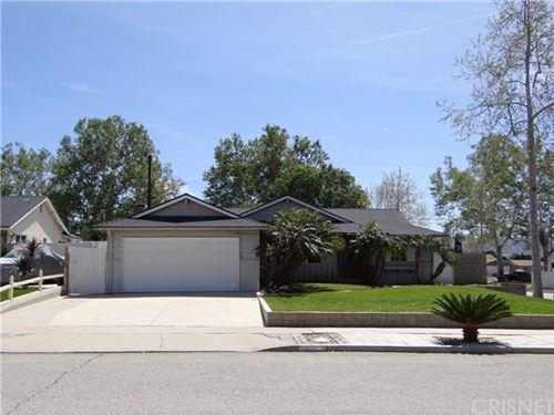 Photo of 4110 Angela Street, Simi Valley, CA 93063 (MLS # SR21095487)