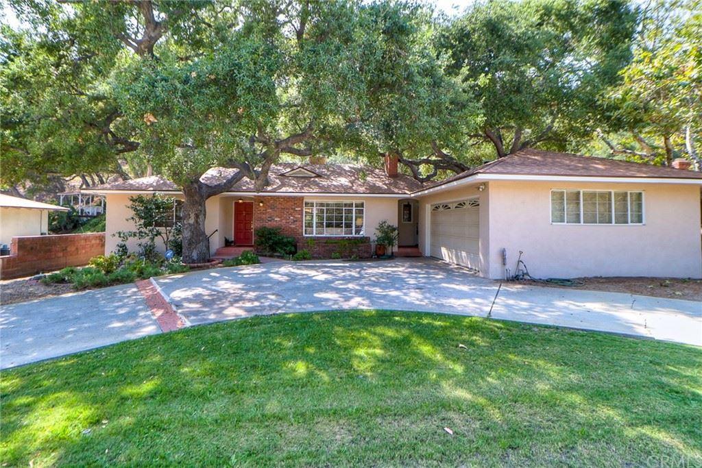 Photo of 3815 El Lado Drive, Glendale, CA 91208 (MLS # CV21208487)