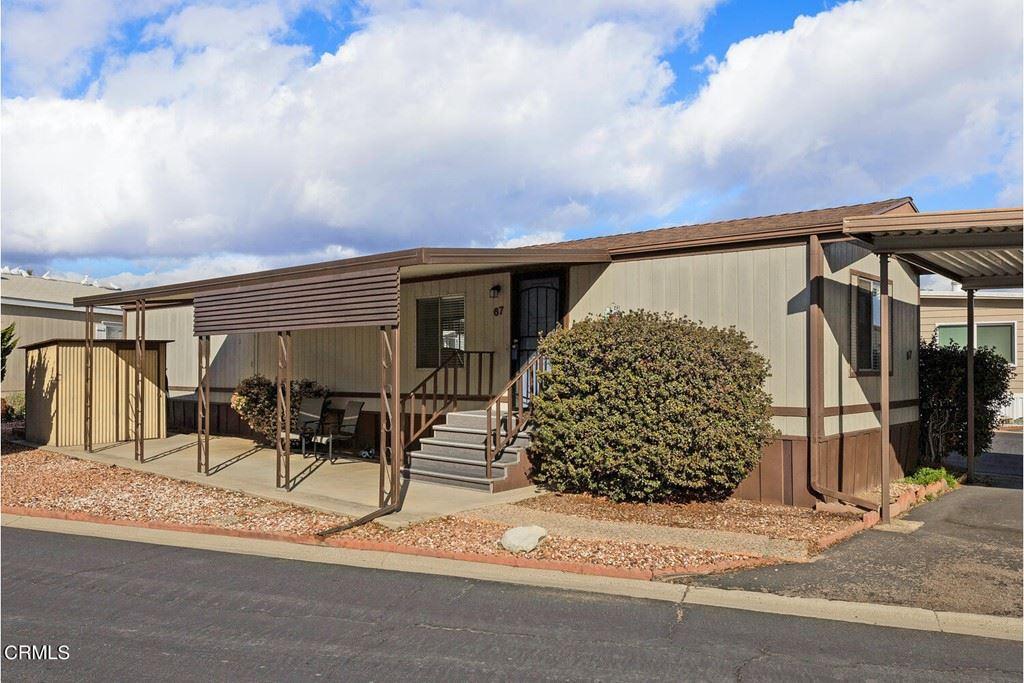 67 Victor Herbert Drive #67, Ventura, CA 93003 - MLS#: V1-3487