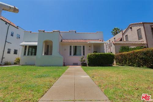 Photo of 1245 S Tremaine Avenue, Los Angeles, CA 90019 (MLS # 20602488)