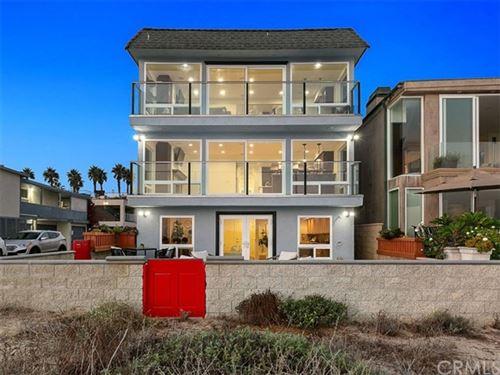 Photo of 7310 W Oceanfront, Newport Beach, CA 92663 (MLS # PW20212488)
