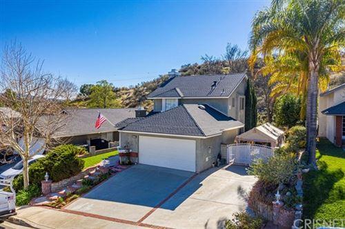 Photo of 22846 Tamarack Lane, Saugus, CA 91390 (MLS # SR21040488)