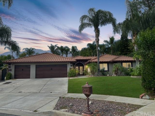 6821 Pepperidge Court, Rancho Cucamonga, CA 91701 - MLS#: CV21181488