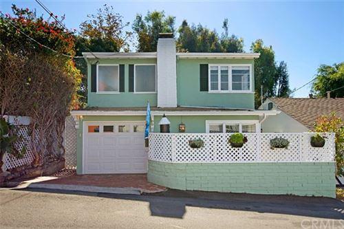 Photo of 571 LOMBARDY Lane, Laguna Beach, CA 92651 (MLS # LG20191489)