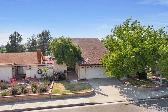 27513 Kenfel Drive, Santa Clarita, CA 91350 - #: SR21130489