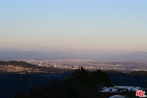 Photo of 21985 Saddle Peak Road, Topanga, CA 90290 (MLS # 20573490)