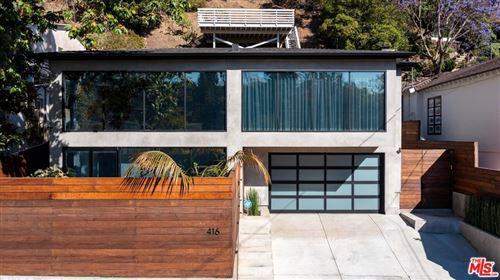 Photo of 416 Entrada Drive, Santa Monica, CA 90402 (MLS # 21753490)