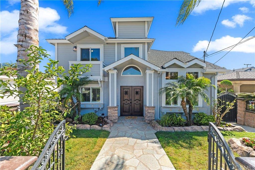 2006 Warfield Avenue #A, Redondo Beach, CA 90278 - MLS#: SB21179490