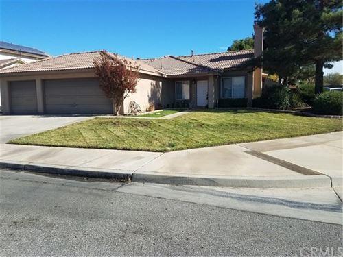 Photo of 1630 Mesquite Vista, Beaumont, CA 92223 (MLS # EV20245491)