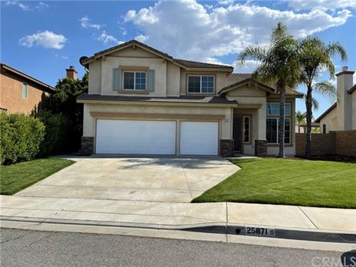 Photo of 25871 Boulder Rock Place, Menifee, CA 92585 (MLS # IG21081491)