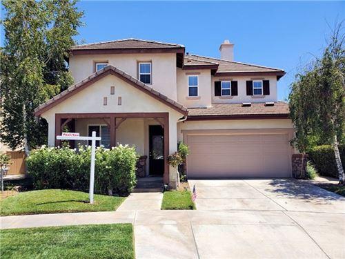 Photo of 27676 Grassy Knoll Lane, Valencia, CA 91354 (MLS # SR20151491)