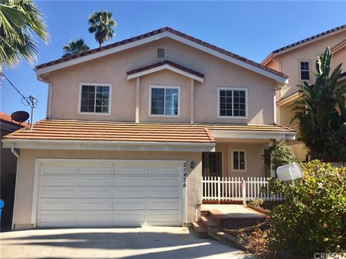 Photo of 21420 Marchena Street, Woodland Hills, CA 91364 (MLS # SR21061491)