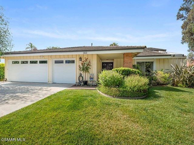 Photo of 360 Queensbury Street, Thousand Oaks, CA 91360 (MLS # 221002491)