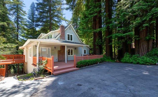 13445 Park Avenue, Boulder Creek, CA 95006 - #: ML81792491