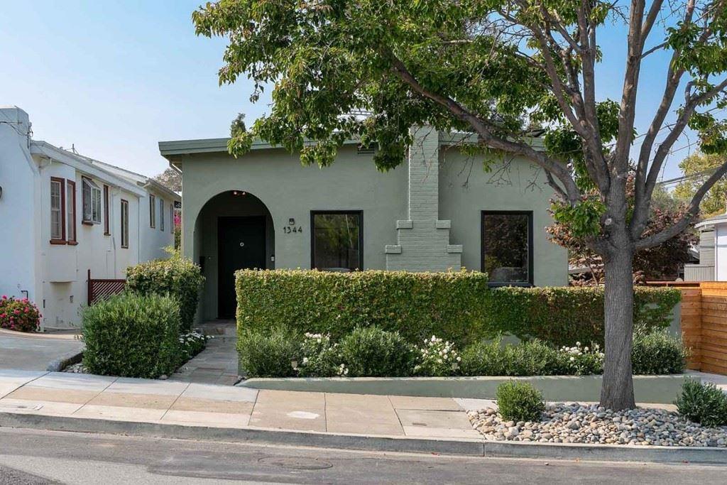 1344 Edgehill Drive, Burlingame, CA 94010 - MLS#: ML81861491