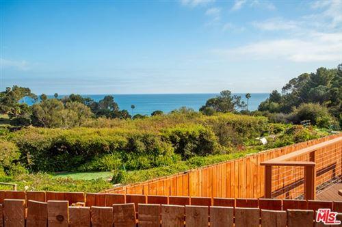 Photo of 111 Paradise Cove Road, Malibu, CA 90265 (MLS # 20597492)