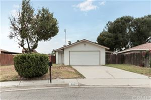Photo of 811 Pat Place, Hemet, CA 92543 (MLS # IV19113492)