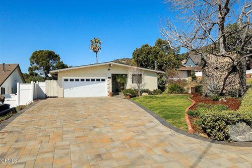 Photo of 5105 Dunsmore Avenue, Glendale, CA 91214 (MLS # P1-3492)