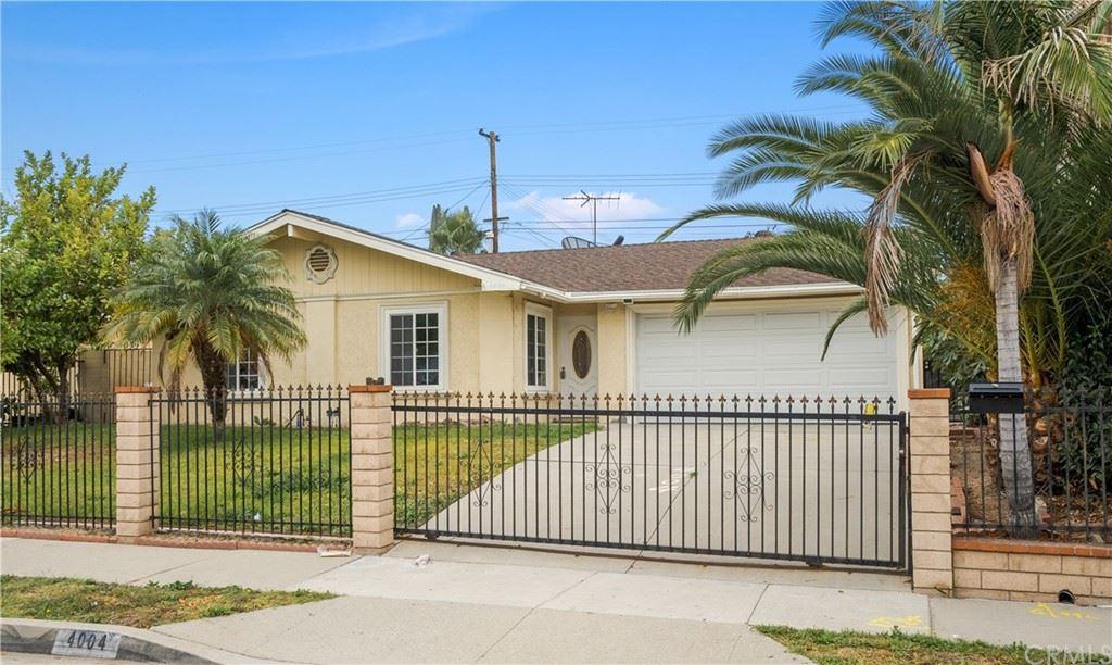 4004 S Sentous Avenue, West Covina, CA 91792 - MLS#: CV21204492