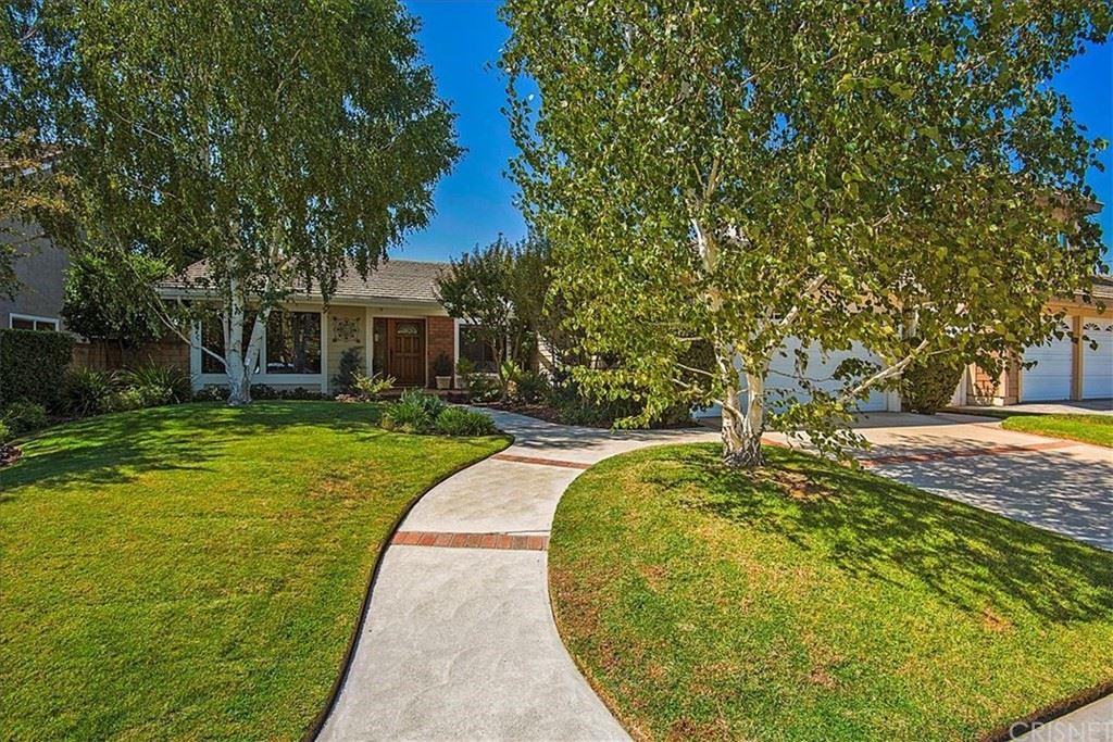 25827 Vaquero Court, Valencia, CA 91355 - MLS#: SR21205492