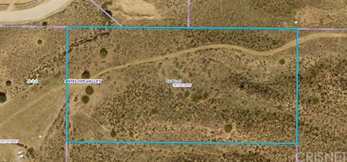 Photo of 0 Vac/Vic Redrover Mine Rd/Eager, Acton, CA 93510 (MLS # SR21104493)
