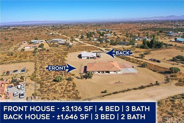 9350 Paramount Road #A, Phelan, CA 92371 - MLS#: EV20066493