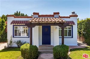 Photo of 937 N CRESCENT HEIGHTS, Los Angeles, CA 90046 (MLS # 19520494)