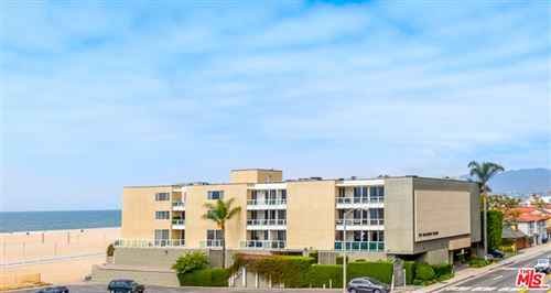 Photo of 723 Palisades Beach Road #101, Santa Monica, CA 90402 (MLS # 21731494)