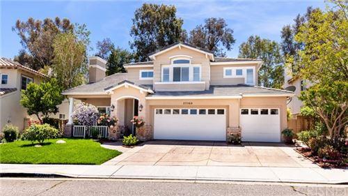 Photo of 23360 Camford Place, Valencia, CA 91354 (MLS # SR21095494)