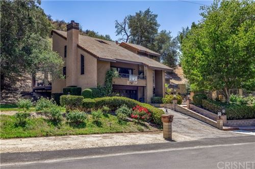 Photo of 23820 La Salle Canyon Road, Newhall, CA 91321 (MLS # SR21122494)