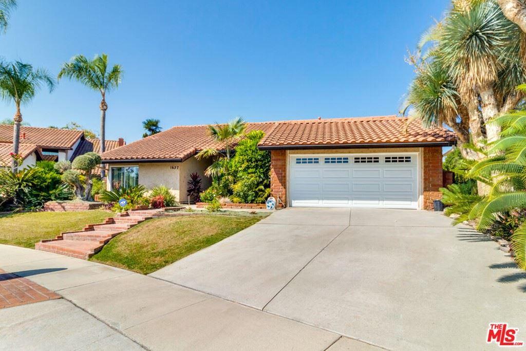 1637 Clear Creek Drive, Fullerton, CA 92833 - MLS#: 21778494