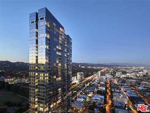 Photo of 10000 Santa Monica Boulevard #2807, Los Angeles, CA 90067 (MLS # 20651496)