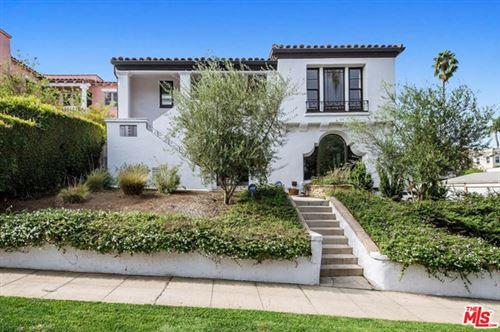 Photo of 1105 S Sycamore Avenue, Los Angeles, CA 90019 (MLS # 20658496)