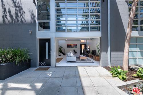 Photo of 1037 N Laurel Avenue #19, West Hollywood, CA 90046 (MLS # 21729496)