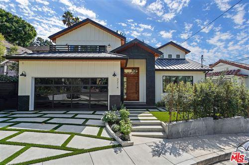 Photo of 2214 Vista Del Mar Avenue, Los Angeles, CA 90068 (MLS # 21782496)
