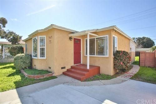 Photo of 741 Sabina St, Anaheim, CA 92805 (MLS # OC20033496)