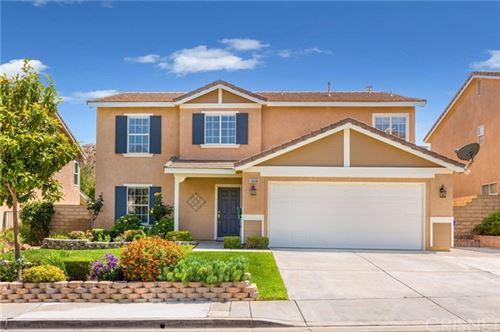 Photo of 28608 Ponderosa Street, Castaic, CA 91384 (MLS # SR21119496)