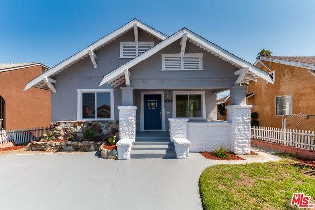 1143 W 52Nd Street, Los Angeles, CA 90037 - #: 20611496