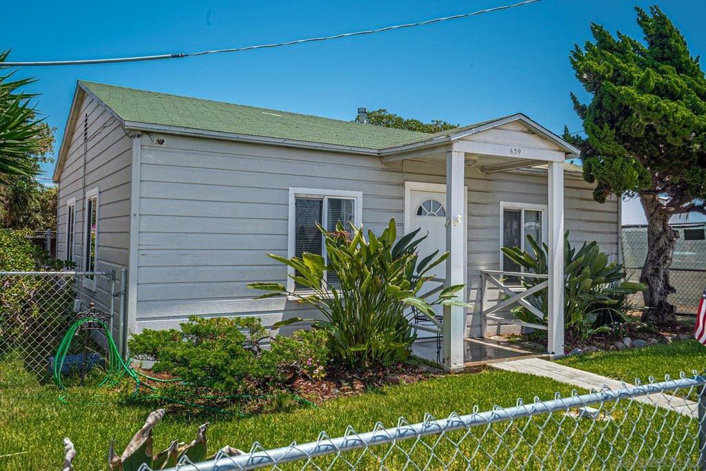 639 Delaware St, Imperial Beach, CA 91932 - MLS#: 210021496
