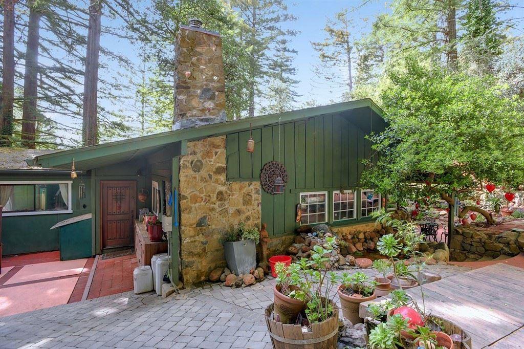 209211 Huckleberry Trail, Woodside, CA 94062 - #: ML81839496