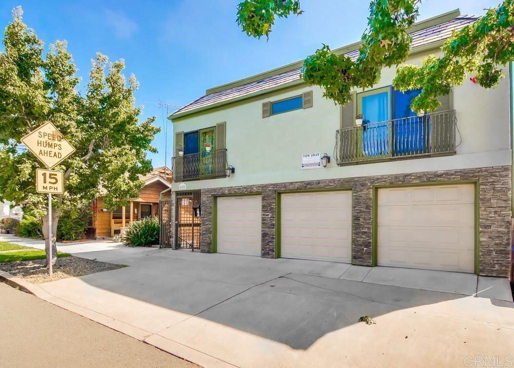 4025 Georgia Street #2, San Diego, CA 92103 - MLS#: PTP2106496