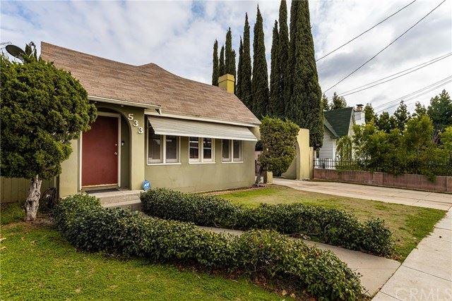 533 N Harwood Street, Orange, CA 92867 - MLS#: PW21028496