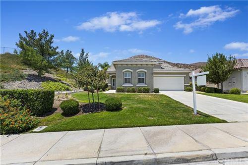 Photo of 28006 Panorama Hills Drive, Menifee, CA 92584 (MLS # IG21136497)