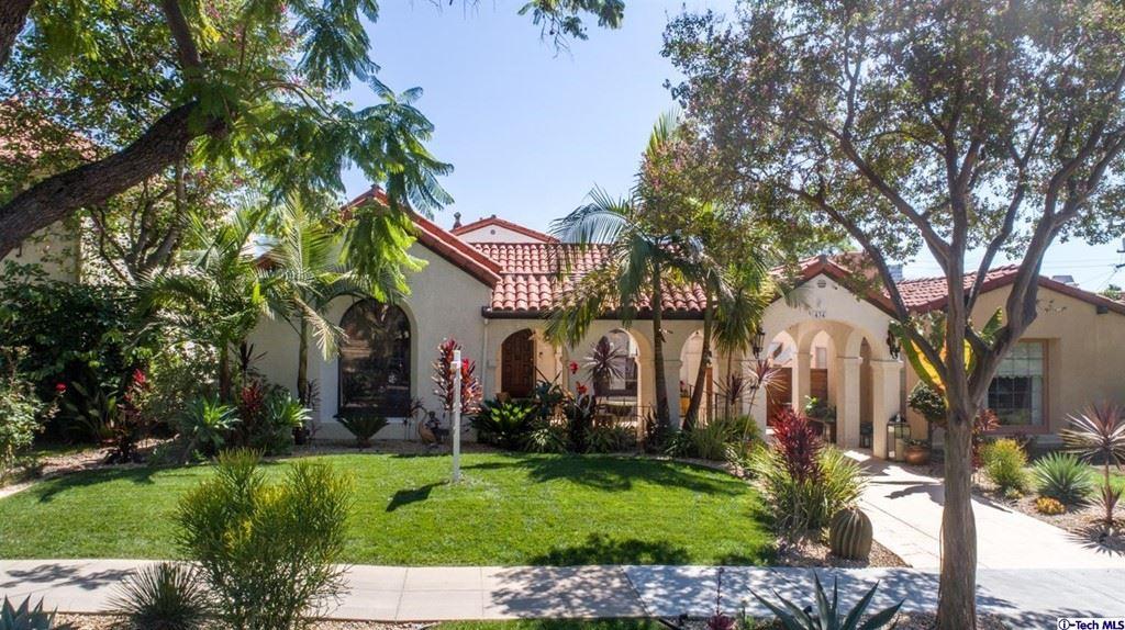 434 E Randolph Street, Glendale, CA 91207 - #: 320007497